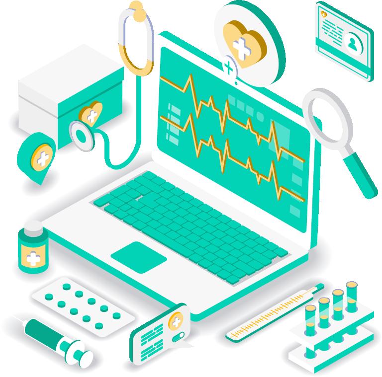 healthcare graphic
