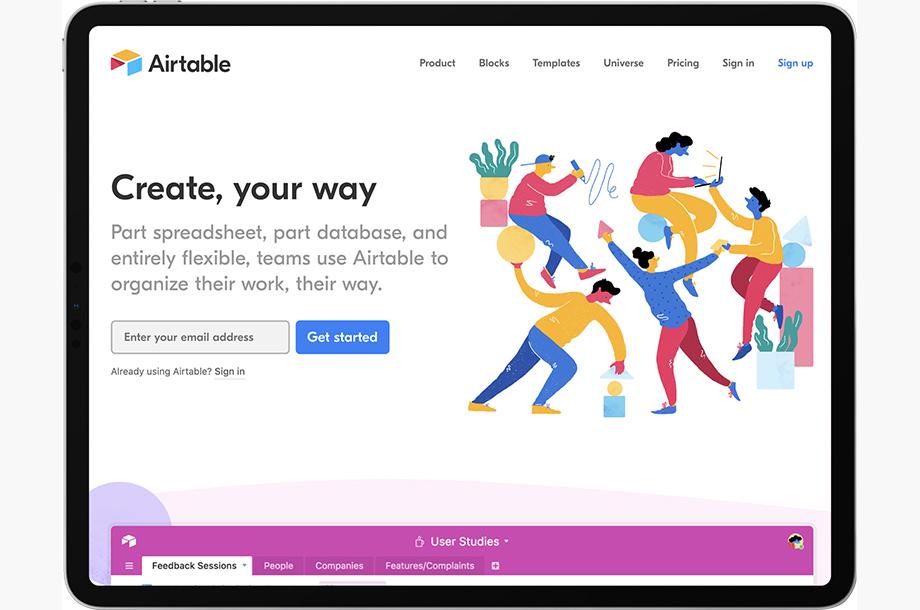 Airtable App for Mac