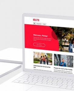 IELTS project development