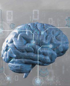 AI brain picture